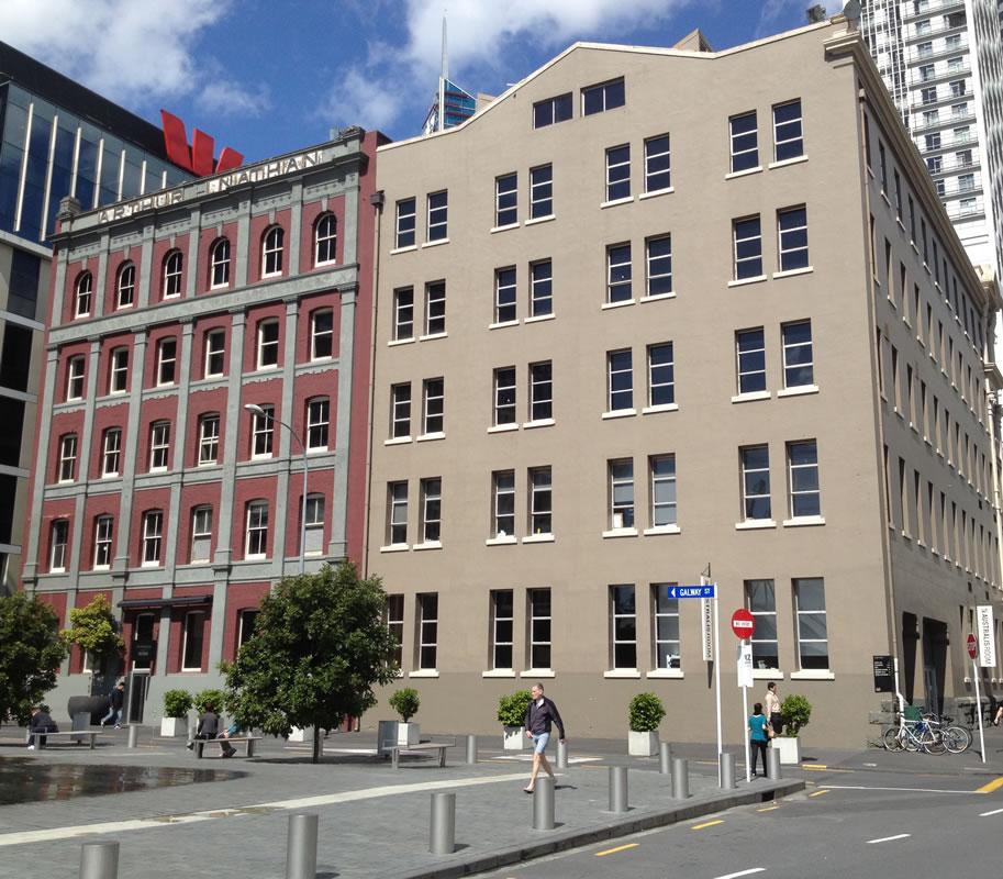 Australis Nathan Building